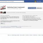 Facebook Anwendungszugriffsrechteschaltfläche