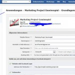 Facebook Developers -Application Backend