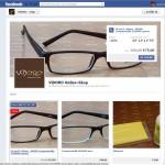 Startseite des Online-Shops